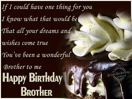 birthday quotes for brother 30 picture quotes
