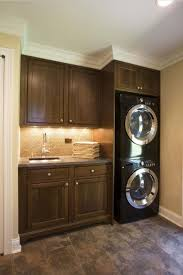 laundry in kitchen laundry allocation options for modern home interior small design ideas