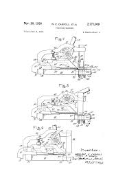 patent us2771009 punching machine google patenten