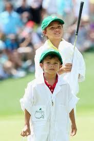 photo gallery tiger woods u0027 cute kids sam and charlie