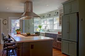 napa farmhouse kitchen js design build