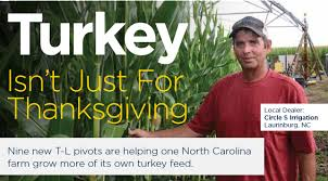 turkey isnt just for thanksgiving with t l t l irrigation