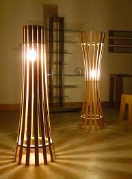 Floor Light Pinch And Splay Floor Lamps By Davin Larkin At Coroflot Com