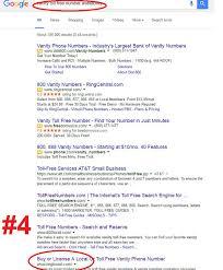 Buy Vanity 800 Number Ringboost Com Seo Rankings Flickr