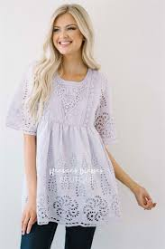 lilac blouse whisper lilac eyelet lace blouse modest bridesmaids dresses