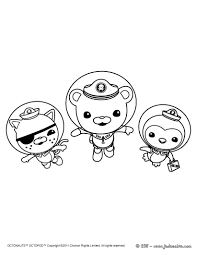 octonauts kwazii coloring pages coloring pages print