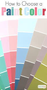 12 tips for choosing paint colors paintings walls and house