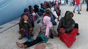 a tale of human traffickers and libyan slave markets news