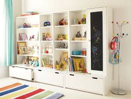playroom shelving ideas white solid wood storage wall shelves playroom ideas for boys small