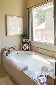 how to organize the master bathroom in style polished habitat