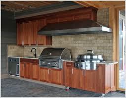 portable outdoor kitchen island kitchen amazing outdoor kitchen bbq with fridge build your own