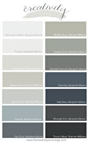what colors go well with gray my go to paint colors