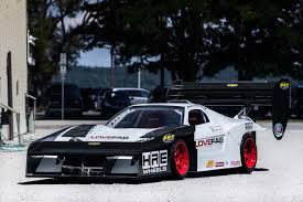 acura supercar avengers lovefab nsx with hre wheels for pikes peak photo gallery autoblog