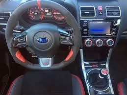 subaru wrx custom subaru wrx sti flat bottom custom steering wheel u2013 euroboutique us