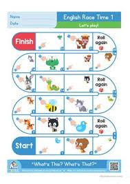17 free esl preschool worksheets