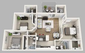floor plans the polos apartments
