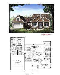 home design craftsman house floor plans concrete kitchen the