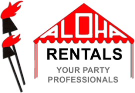 party rent rental party supplies hawaii