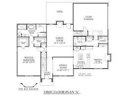 House Plans 1800 Square Feet One Story House Plans With Open Floor Plans Design Basics Open One
