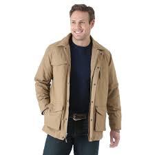 men u0027s wrangler barn coat mjk016r high country western wear