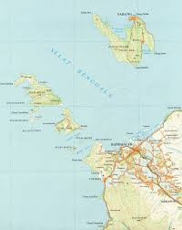 Indonesia World Map by Map Of Tsunami Devastated Areas In Sumatra Indonesia By Peter Loud