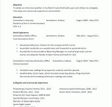 College Graduate Resume Sample by Smartness Inspiration College Student Resume Template 1 College