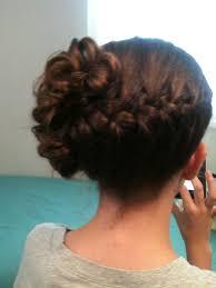 junior bridesmaid hairstyles wedding hairstyle jr bridesmaid hair braid kristinaskloset