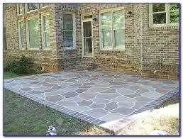 How To Resurface Concrete Patio Resurface Concrete Patio Diy Patios Home Decorating Ideas