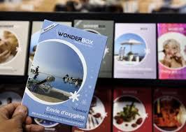 wonderbox telephone siege social wonderbox l été ici c est noël soir