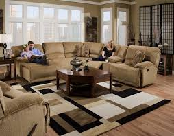 Broyhill Furniture Dining Room Table Elegant Sectional Sofa By Broyhill Furniture With Dark Wood