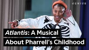 Pharrell Meme - atlantis a musical about pharrell s childhood genius