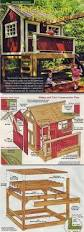 Children S Woodworking Plans Free by Backyard Playhouse Plans Children U0027s Outdoor Plans And Projects