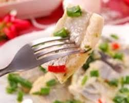 cuisine au vin blanc recette limandes au vin blanc et aux échalotes