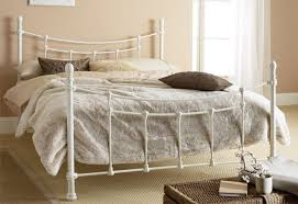 bedding wrought iron bed frames for sale pertaining to cast frame