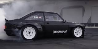 hoonigan cars 1978 ford escort built for gymkhana duty ford authority