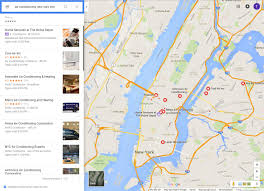 New York Google Map by Google Ads Go Green And Purple Net66