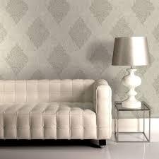 cream pale gold cork medallion wallpaper grahambrownuk