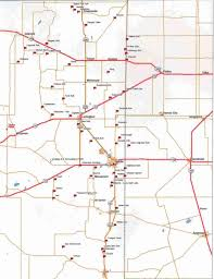 Hobbs New Mexico Map by Lea County New Mexico Vanished Towns