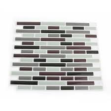 Adhesive Wallpaper by 3d Wall Sticker Self Adhesive Wallpaper Ceramic Tile Stickers For