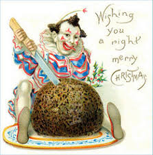christmas cards 10 disturbing christmas cards from the era popcorn horror
