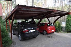 wooden carport an12