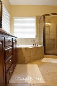 orc bright white master bathroom makeover remington avenue