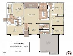 house plans two master suites one story house plan inspirational ranch style house plans with two master
