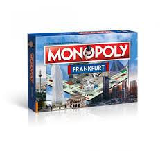 Markenk Hen Monopoly Frankfurt Spielzeug Brettspiele Monopoly Städte