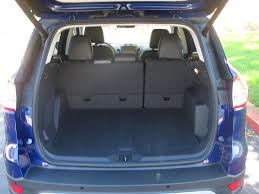 Ford Escape Interior - 2015 ford escape test drive