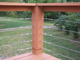 Cheap Banister Ideas Decor Tips Multi Level Decks With Deck Railing Ideas For Wooden