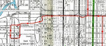 Harvard Yard Map Chicago Rapid Transit Photos Part Three U2013 The Trolley Dodger