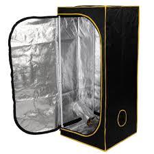 homebox chambre de culture chambre culture 60x60x140cm homebox growtent plante jardin intérieur