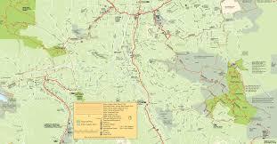 De Anza Map Briones To Mt Diablo Regional Trail