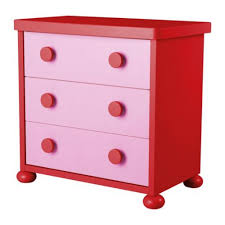 Ikea Red Cabinet Ikea Childrens Dresser Best Fancy Design Red Stained Finish